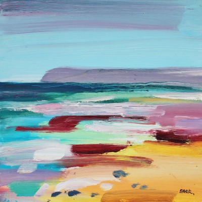 Western Sands painting by artist Shona BARR