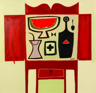 Simon LAURIE  RGI - Red Table