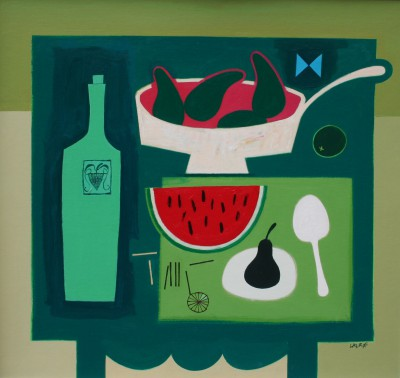 Simon LAURIE  RGI - Wine and Fruit