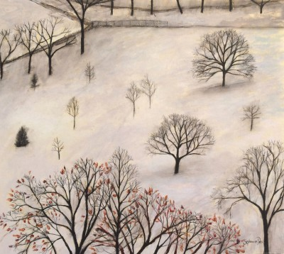 Stephanie DEES - Trees on the Hill