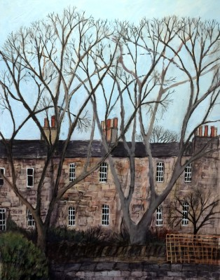 Scottish Artist Stephanie DEES - Bright Winters Day