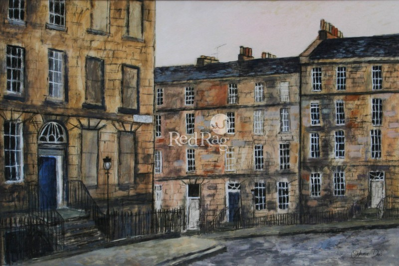 Stephanie DEES - New Town Edinburgh