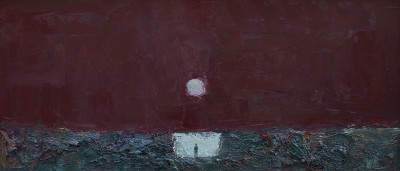 Under the Moon painting by artist Stuart BUCHANAN