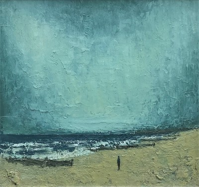 Stuart BUCHANAN - Winter Shore