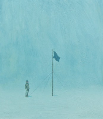 Scottish Artist Stuart BUCHANAN - South Pole