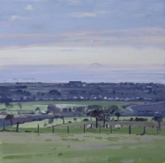 John BELL - Troon and Ailsa Craig